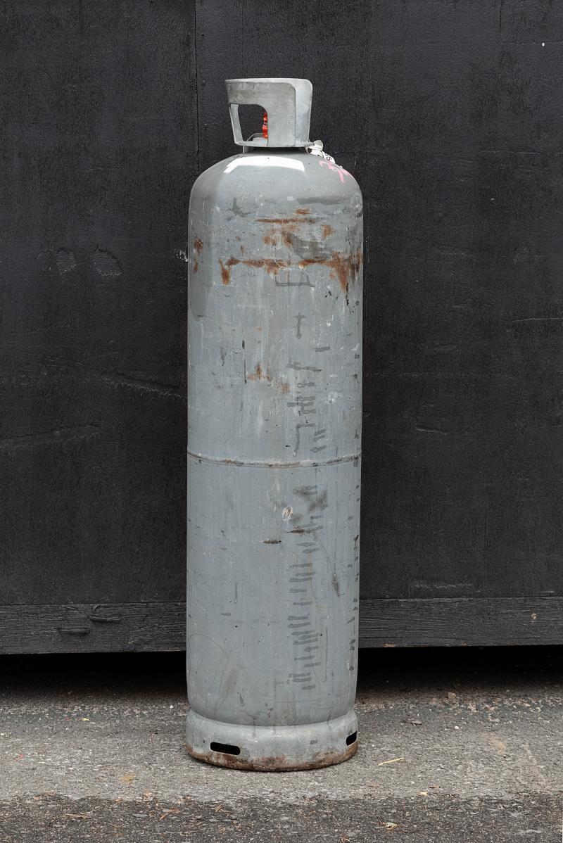 Nestekaasupullo 33kg, kuori