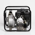 Uppopumppu < 600 l/min, polttomoottori