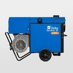 Polttoöljykäyttöinen lämpöpuhallin < 60kw, 230v