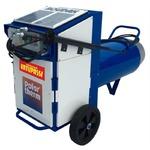 Polttoöljykäyttöinen roudansulattaja < 130kw, 230v